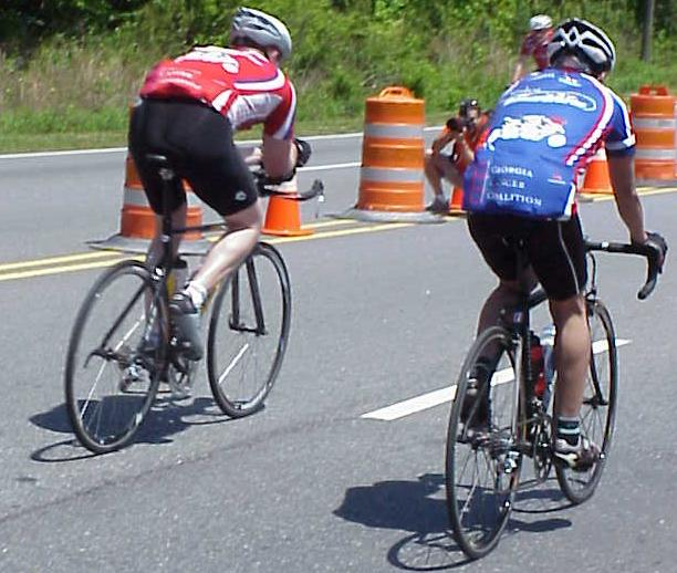 Bill heading away from camera