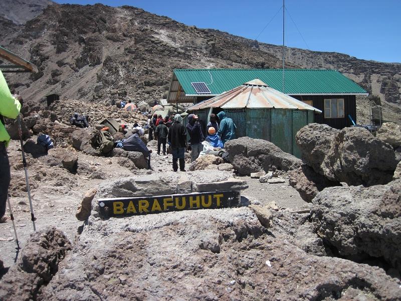 Kilimanjaro Ranger stations