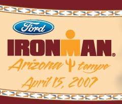 Ironman logo for Arizona