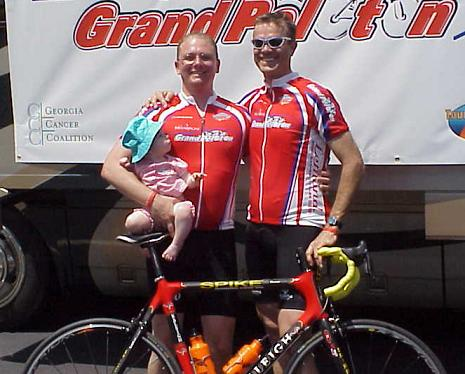 KJ Bill and Norman Alvis
