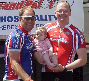 KJ Bill and Steve Hegg