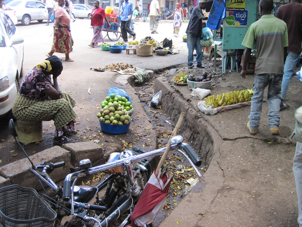 Markets in Moshi