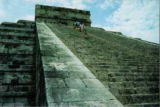 Chitzin Itza Mexico